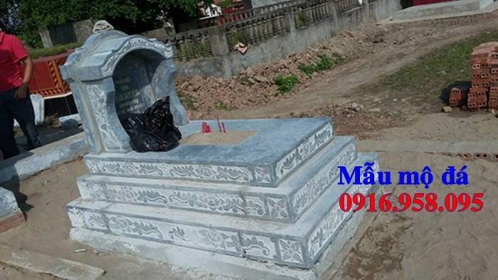 95 Mẫu mộ tam cấp bằng đá đẹp bán tại Sóc Trăng