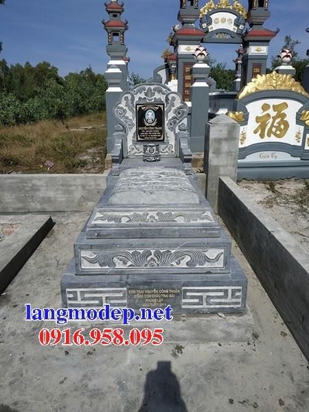 95 Mẫu mộ tam cấp bằng đá mỹ nghệ Ninh Bình đẹp bán tại Sóc Trăng