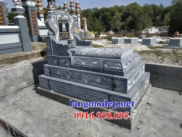 95 Mẫu mộ tam cấp bằng đá thiết kế hiện đại đẹp bán tại Sóc Trăng