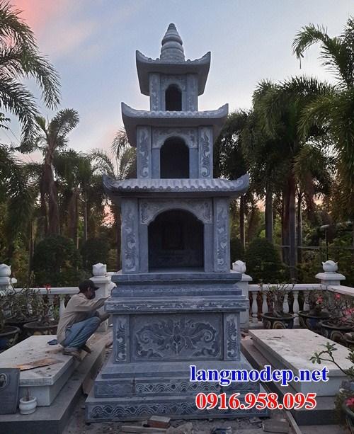 95 Mẫu mộ tháp bằng đá thiết kế đẹp bán tại Sóc Trăng