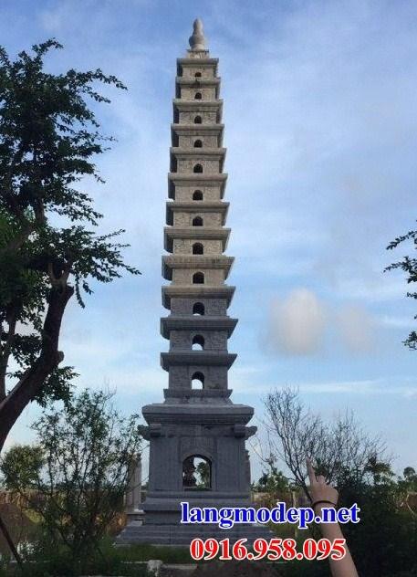 95 Mẫu mộ tháp bằng đá thiết kế hiện đại đẹp bán tại Sóc Trăng