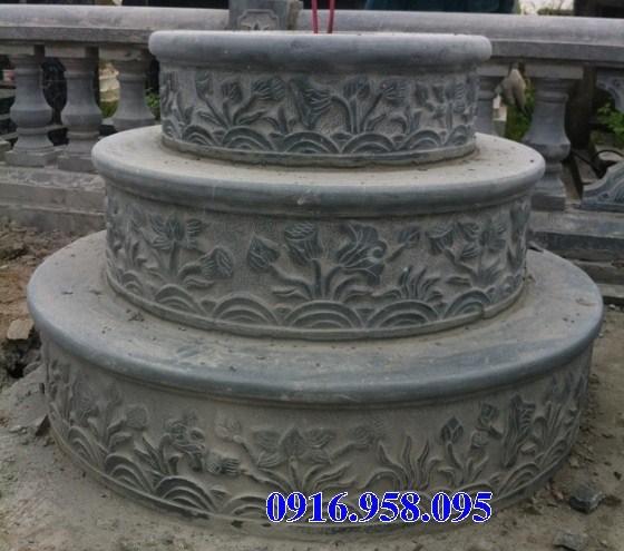 95 Mẫu mộ tròn bằng đá thiết kế đẹp bán tại Sóc Trăng