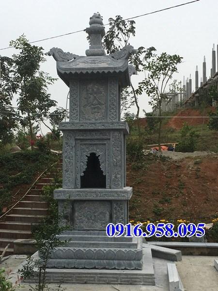 82 Mẫu mộ tháp bằng đá thiết kế đẹp bán tại Bắc Kạn