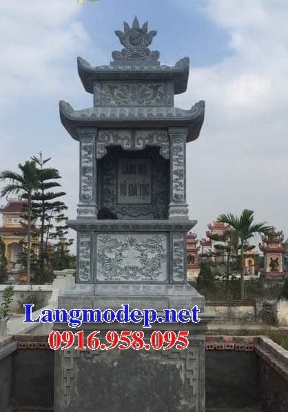 93 Mẫu cây hương thờ chung khu lăng mộ gia đình dòng họ bằng đá tự nhiên nguyên khối đẹp bán tại Ninh Bình
