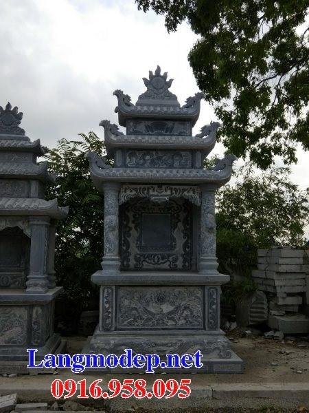 93 Mẫu củng kỳ đài thờ chung khu lăng mộ gia đình dòng họ bằng đá đẹp bán tại Ninh Bình