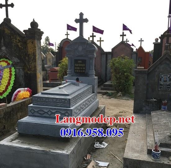 93 Mẫu mộ đạo thiên chúa công giáo bằng đá đẹp bán tại Ninh Bình