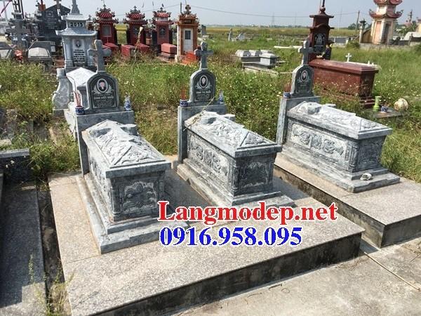93 Mẫu mộ đạo thiên chúa công giáo bằng đá thiết kế đẹp bán tại Ninh Bình