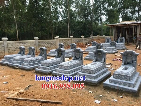 93 Mẫu mộ tam cấp bằng đá đẹp bán tại Ninh Bình