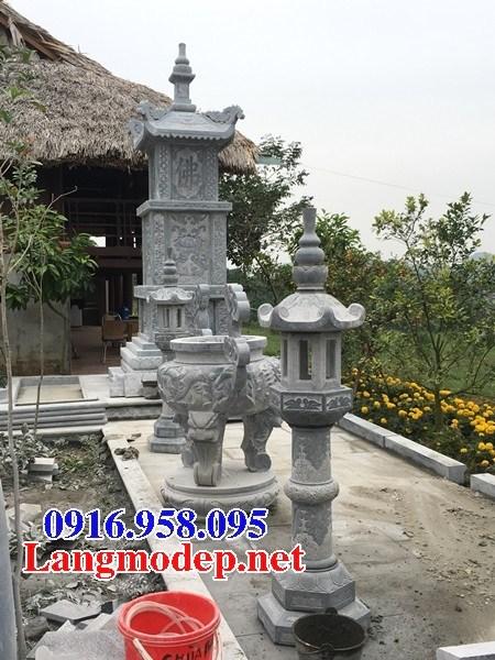 93 Mẫu mộ tháp bằng đá thiết kế đẹp bán tại Ninh Bình