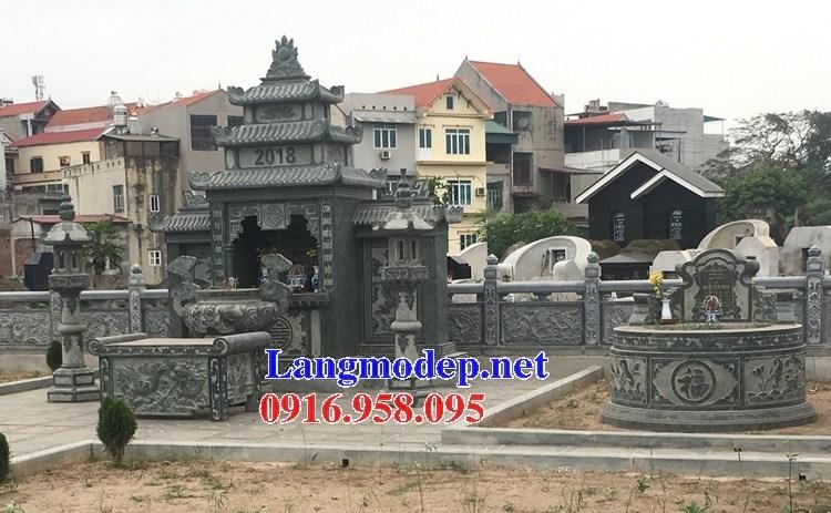 93 Mẫu mộ tròn bằng đá đẹp bán tại Ninh Bình