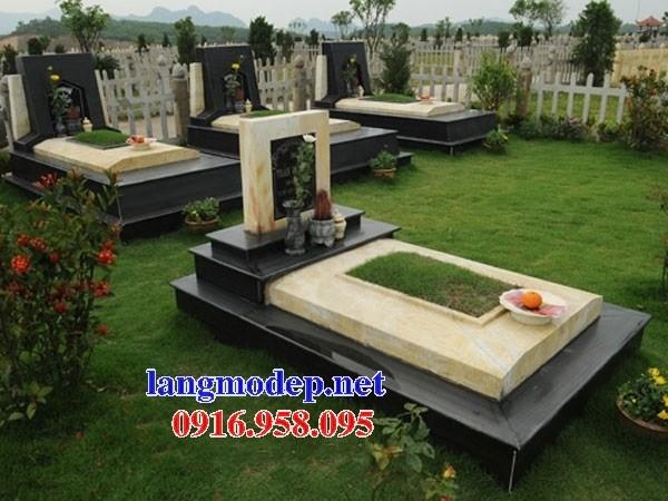 94 Mẫu mộ đá granite thiết kế đẹp bán tại Cao Bằng
