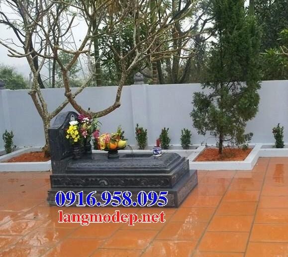 94 Mẫu mộ không mái bằng đá tự nhiên cao cấp đẹp bán tại Cao Bằng