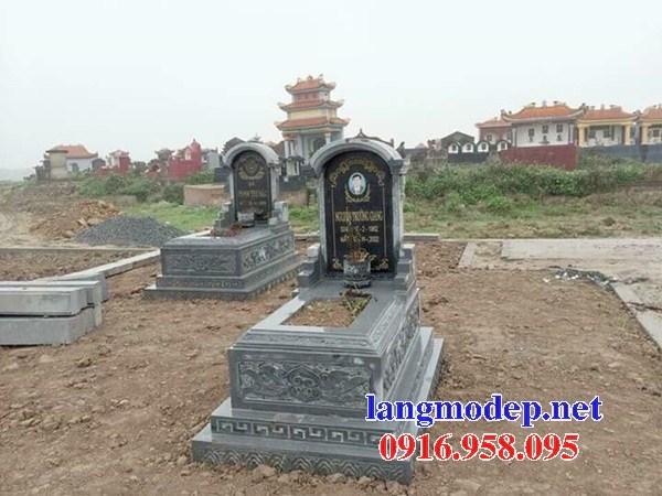 94 Mẫu mộ tam cấp bằng đá đẹp bán tại Cao Bằng