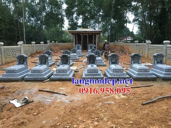 94 Mẫu mộ tam cấp bằng đá tự nhiên nguyên khối đẹp bán tại Cao Bằng