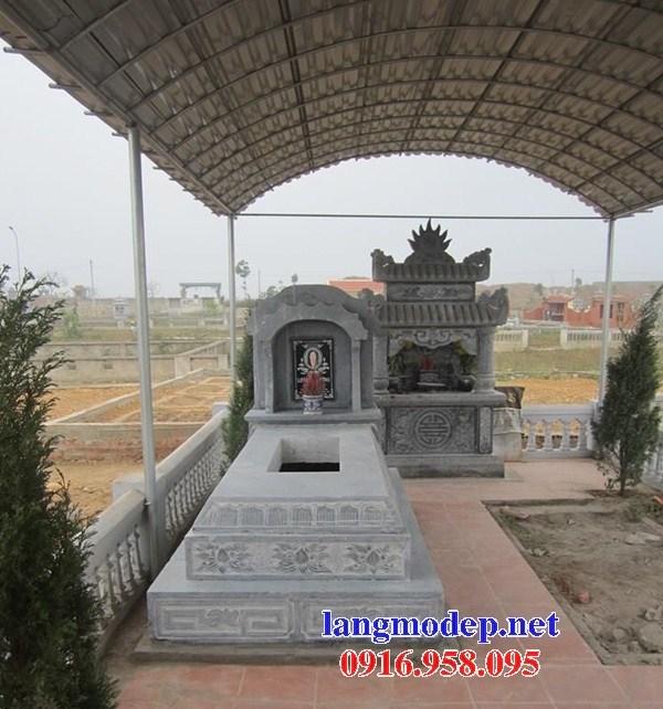 94 Mẫu mộ tam cấp bằng đá thiết kế đẹp bán tại Cao Bằng
