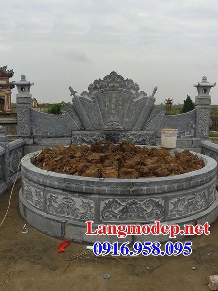 94 Mẫu mộ tròn bằng đá thiết kế hiện đại đẹp bán tại Cao Bằng