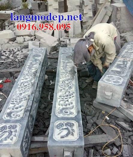 86 Mẫu Địa chỉ bán báo giá cột đá cột đồng trụ nhà thờ họ đình đền chùa miếu khu lăng mộ bằng đá tại Tuyên Quang