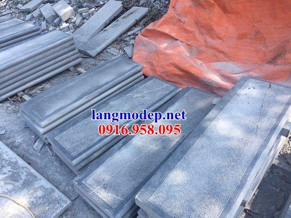 86 Mẫu Hình ảnh đá lát nền bậc thềm ốp tường nhà thờ họ đình đền chùa miếu khu lăng mộ bằng đá tại Tuyên Quang