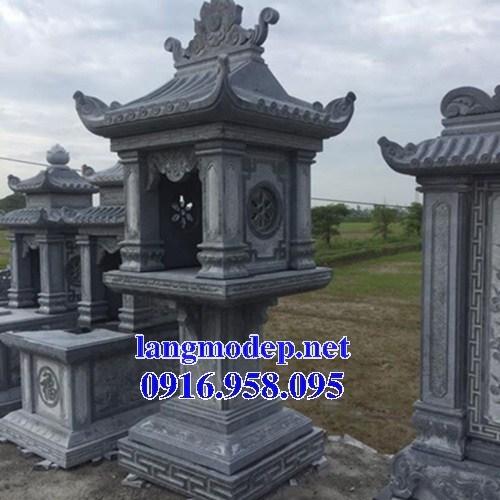 86 Mẫu bàn thờ thiên cây hương miếu thờ nhà thờ họ đình đền chùa miếu khu lăng mộ bằng đá đẹp tại Tuyên Quang
