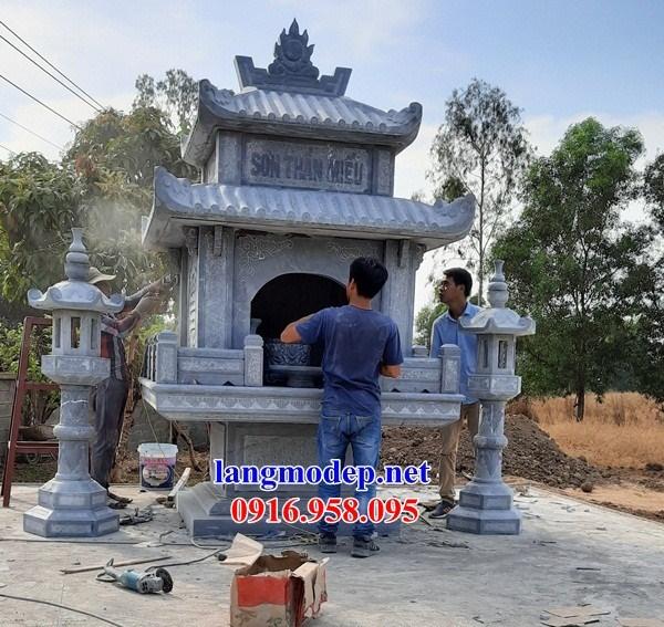 86 Mẫu bàn thờ thiên cây hương miếu thờ nhà thờ họ đình đền chùa miếu khu lăng mộ bằng đá Thanh Hóa tại Tuyên Quang