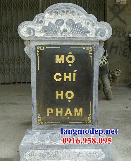 86 Mẫu bia ghi danh nhà thờ họ đình đền chùa miếu khu lăng mộ bằng đá tại Tuyên Quang