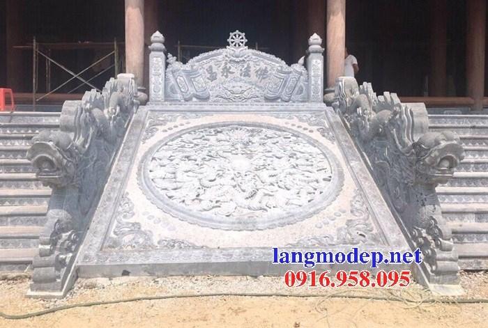 86 Mẫu chiếu rồng nhà thờ họ đình đền chùa miếu khu lăng mộ bằng đá Ninh Bình tại Tuyên Quang