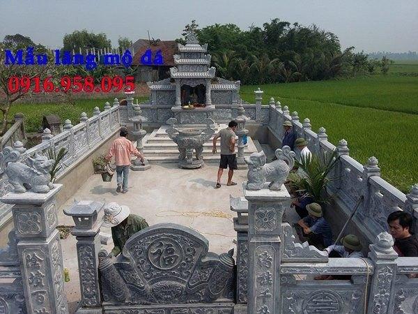 86 Mẫu cuốn thư bức bình phong nhà thờ họ đình đền chùa miếu khu lăng mộ bằng đá thi công lắp đặt tại Tuyên Quang