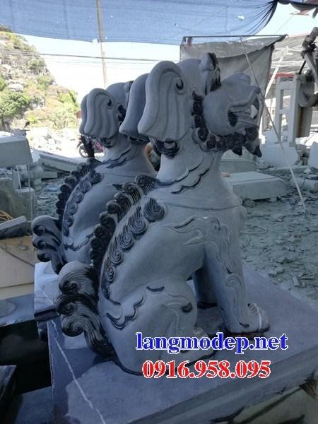 86 Mẫu nghê phong thủy nhà thờ họ đình đền chùa miếu khu lăng mộ bằng đá Thanh Hóa tại Tuyên Quang