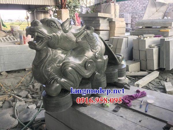 86 Mẫu tỳ hưu phong thủy nhà thờ họ đình đền chùa miếu khu lăng mộ bằng đá tại Tuyên Quang