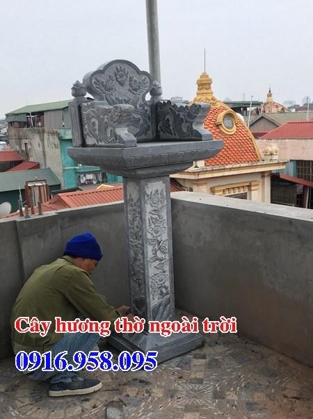 88 Mẫu bàn thờ thiên nhà thờ họ đình đền chùa miếu khu lăng mộ bằng đá bán tại Thái Bình