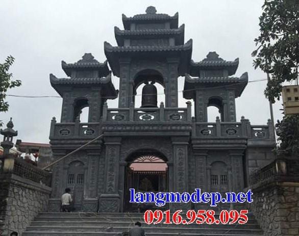 88 Mẫu nhà thờ họ bằng đá tại Thái Bình