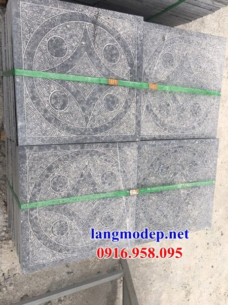 92 Mẫu Địa chỉ bán báo giá đá lát nền ốp tường nhà thờ họ đình đền chùa miếu khu lăng mộ bằng đá tại Phú Thọ