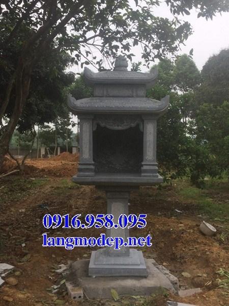 92 Mẫu bàn thờ ngoài trời nhà thờ họ đình đền chùa miếu khu lăng mộ bằng đá tại Phú Thọ