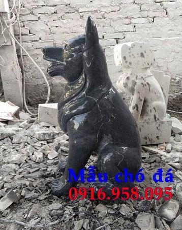 92 Mẫu chó phong thủy nhà thờ họ đình đền chùa miếu khu lăng mộ bằng đá tự nhiên cao cấp tại Phú Thọ