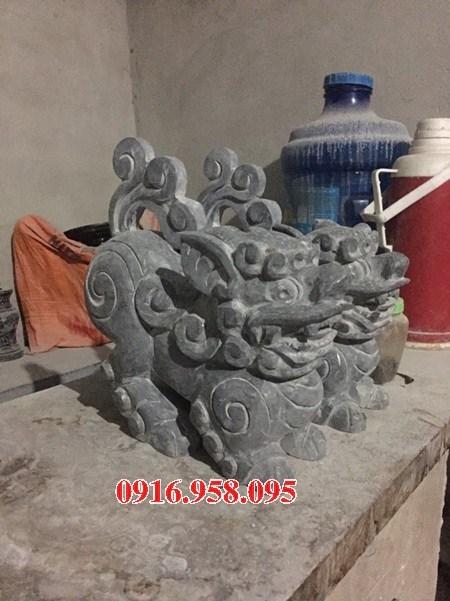 92 Mẫu nghê phong thủy nhà thờ họ đình đền chùa miếu khu lăng mộ bằng đá đặt tại Phú Thọ