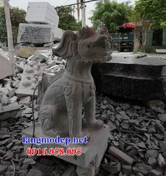 92 Mẫu nghê phong thủy nhà thờ họ đình đền chùa miếu khu lăng mộ bằng đá Ninh Bình tại Phú Thọ