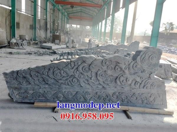 92 Mẫu rồng nhà thờ họ đình đền chùa miếu khu lăng mộ bằng đá tại Phú Thọ