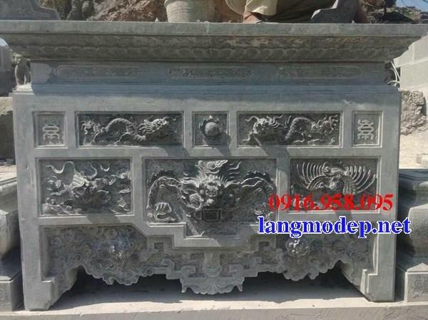 95 Mẫu Hình ảnh bàn lễ nhà thờ họ đình đền chùa miếu khu lăng mộ bằng đá tại Lào Cai