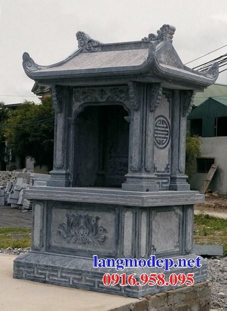 95 Mẫu cây hương miếu thờ thần linh nhà thờ họ đình đền chùa miếu khu lăng mộ bằng đá tại Lào Cai