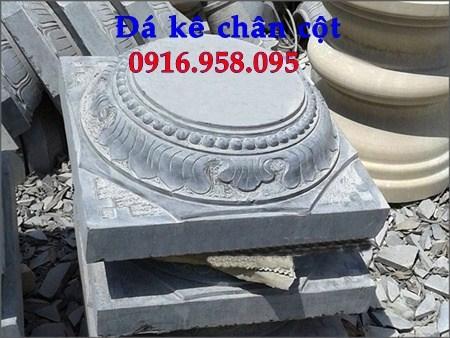 95 Mẫu chân cột chân tảng nhà thờ họ đình đền chùa miếu khu lăng mộ bằng đá tại Lào Cai