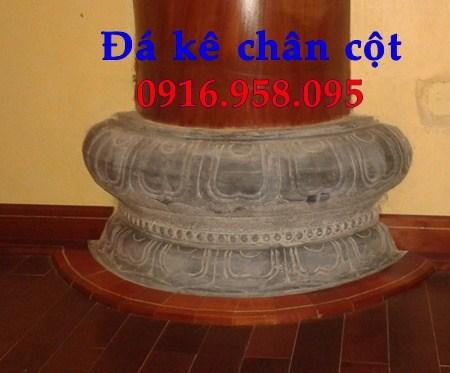 95 Mẫu chân cột chân tảng nhà thờ họ đình đền chùa miếu khu lăng mộ bằng đá thi công lắp đặt tại Lào Cai