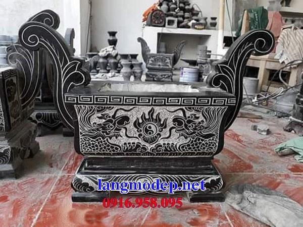 95 Mẫu lư hương đỉnh đền nhà thờ họ đình đền chùa miếu khu lăng mộ bằng đá tự nhiên cao cấp tại Lào Cai