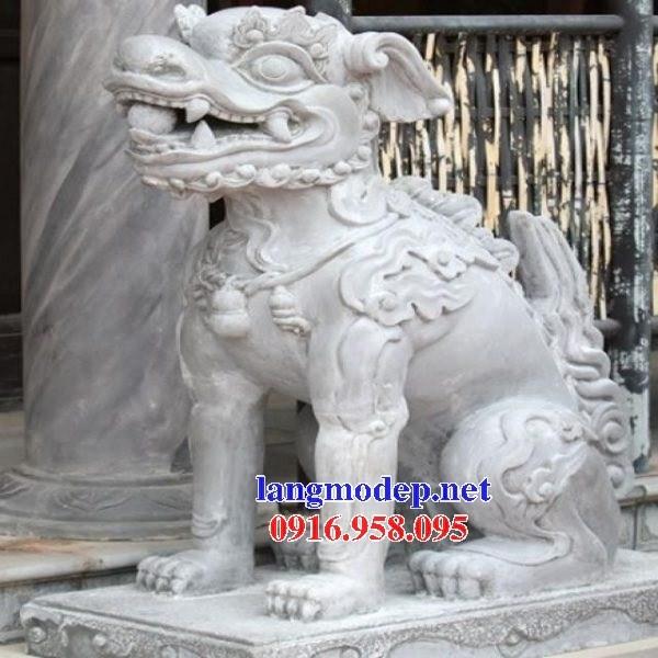 95 Mẫu nghê phong thủy nhà thờ họ đình đền chùa miếu khu lăng mộ bằng đá thiết kế cơ bản tại Lào Cai