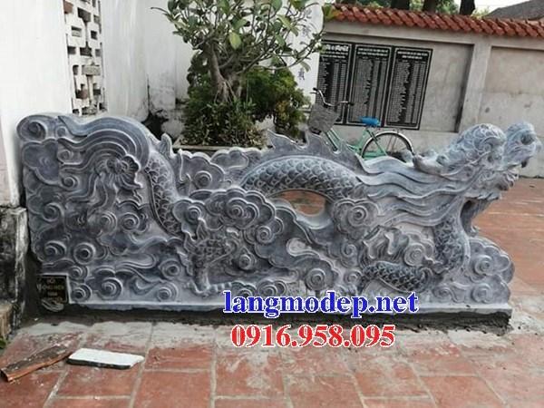 95 Mẫu rồng nhà thờ họ đình đền chùa miếu khu lăng mộ bằng đá chạm khắc tinh xảo tại Lào Cai