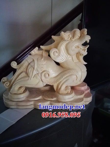 95 Mẫu tỳ hưu phong thủy nhà thờ họ đình đền chùa miếu khu lăng mộ bằng đá vàng tại Lào Cai