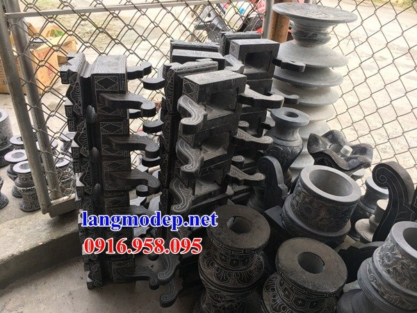 110 Mẫu Địa chỉ bán báo giá bát hương bình bông nhà thờ họ đình đền chùa miếu khu lăng mộ bằng đá tại Quảng Trị
