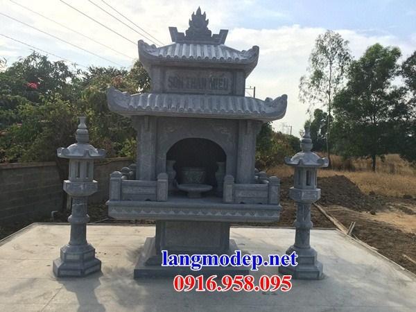 110 Mẫu cây hương miếu thần linh nhà thờ họ đình đền chùa miếu khu lăng mộ bằng đá thiết kế hiện đại tại Quảng Trị