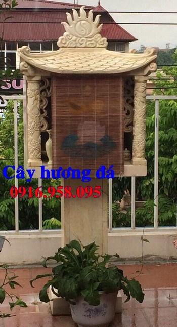 110 Mẫu cây hương miếu thần linh nhà thờ họ đình đền chùa miếu khu lăng mộ bằng đá vàng tại Quảng Trị