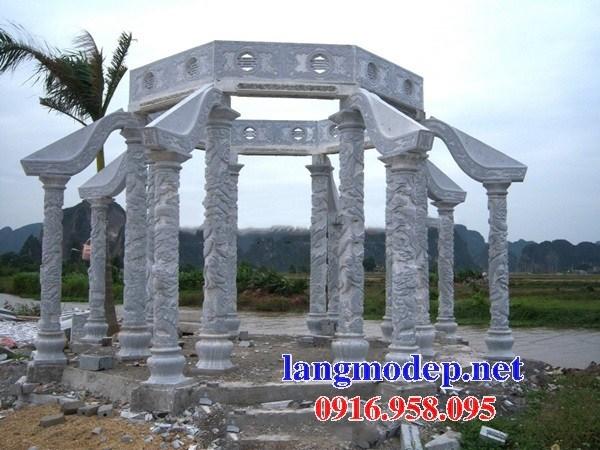 110 Mẫu cột đá cột đồng trụ nhà thờ họ đình đền chùa miếu khu lăng mộ bằng đá Thanh Hóa tại Quảng Trị