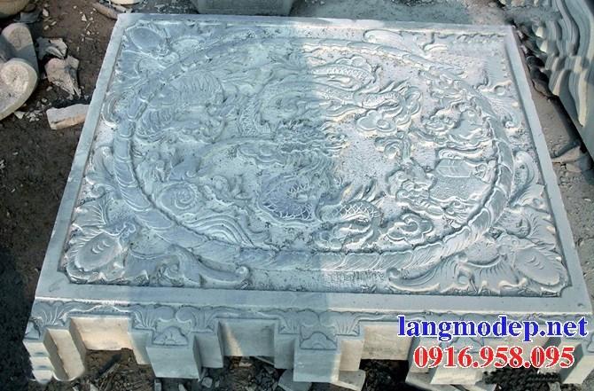 110 Mẫu chiếu rồng nhà thờ họ đình đền chùa miếu khu lăng mộ bằng đá thi công lắp đặt tại Quảng Trị